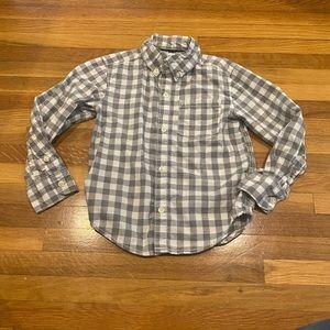 Carters button down dress shirt